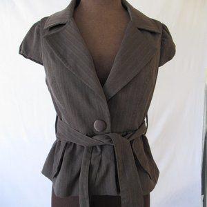 Guess Short Sleeve Blazer